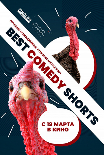 Постер: BEST COMEDY SHORTS