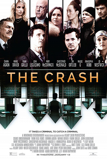 Постер: THE CRASH