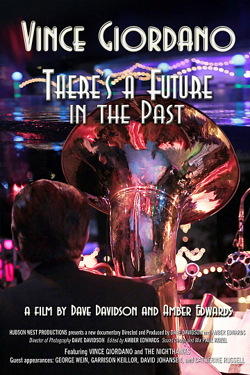 Постер: VINCE GIORDANO: THERE'S A FUTURE IN THE PAST