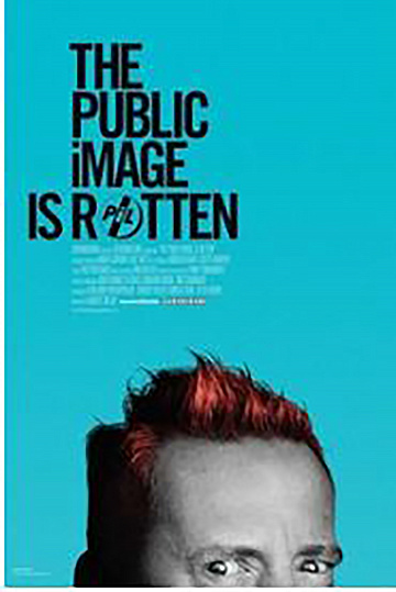 Постер: THE PUBLIC IMAGE IS ROTTEN